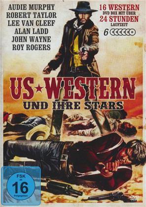 US Western und ihre Stars (6 DVDs)