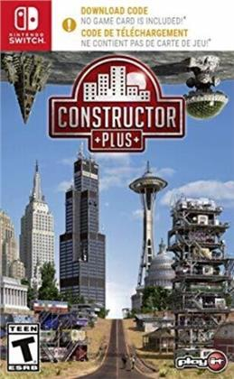 Constructor Plus - (Code in a Box)