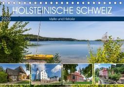 HOLSTEINISCHE SCHWEIZ Idylle und Historie (Tischkalender 2020 DIN A5 quer)