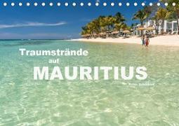 Traumstrände auf Mauritius (Tischkalender 2020 DIN A5 quer)