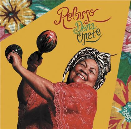 Dona Onete - Rebujo (Colored, LP)