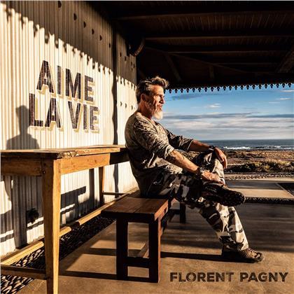 Florent Pagny - Aime La Vie (Digipack)