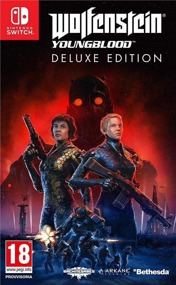 Wolfenstein Youngblood - (Uncut) (Édition Deluxe)