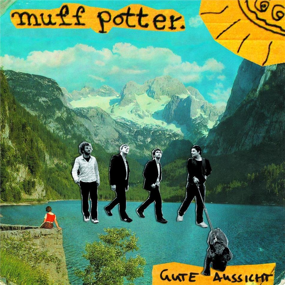 Muff Potter - Gute Aussicht (2019 Reissue, LP)