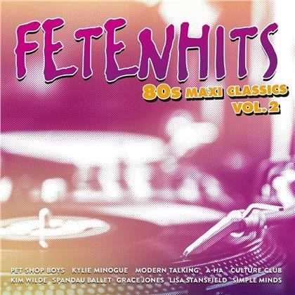 Fetenhits - 80s Maxi Classics Vol. 2 (3 CDs)