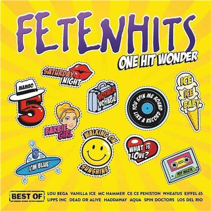 Fetenhits - One Hit Wonder (Best of) (3 CDs)