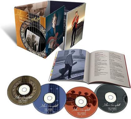 Glen Campbell - Legacy (1961-2017) (Boxset, 4 CDs)