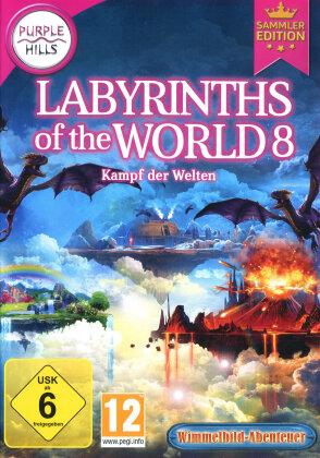 Labyrinths of the World 8: Kampf der Welten (Sammler Edition)