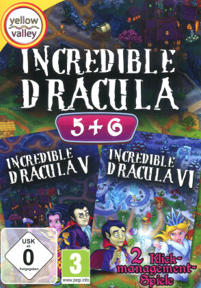 Incredible Dracula 5+6