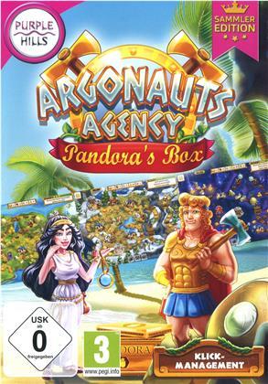 Argonauts Agency 2: Pandora's Box