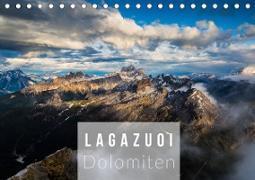 Lagazuoi Dolomiten (Tischkalender 2020 DIN A5 quer)