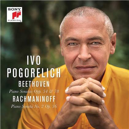 Ivo Pogorelich, Ludwig van Beethoven (1770-1827) & Sergej Rachmaninoff (1873-1943) - Piano Sonatas Opp. 54 & 7