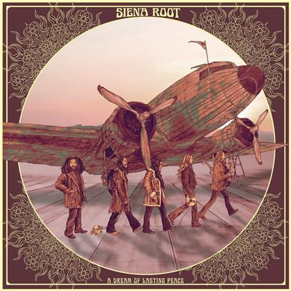 Siena Root - A Dream Of Lasting Peace (2019 Reissue, LP)