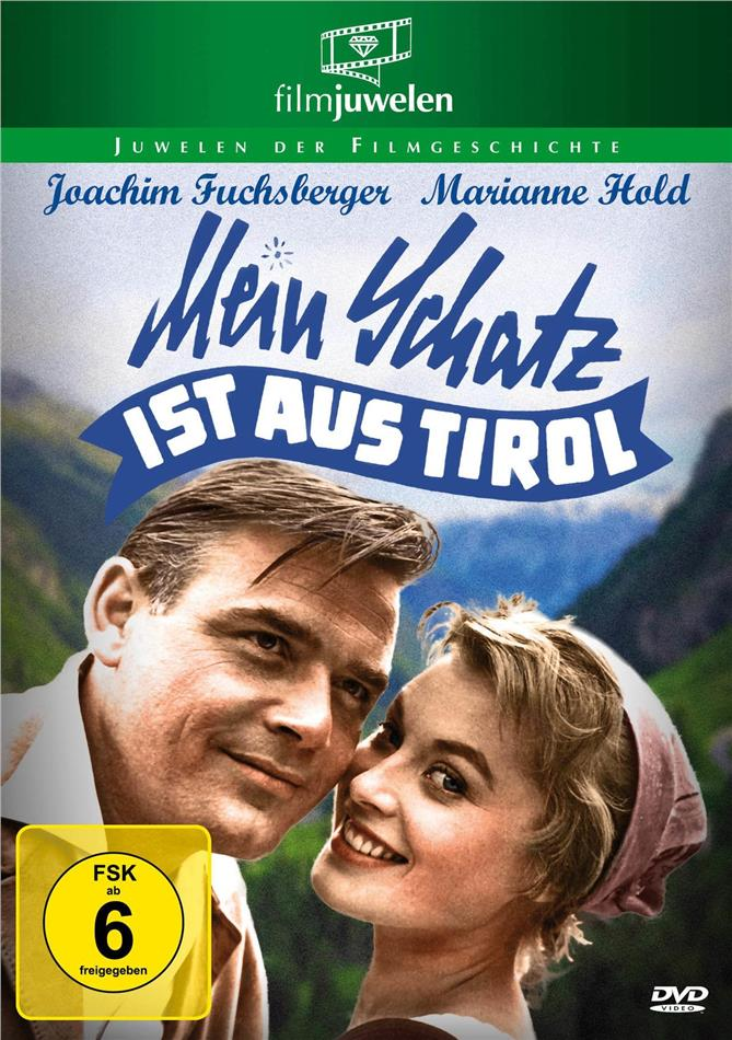 Mein Schatz ist aus Tirol (1958)