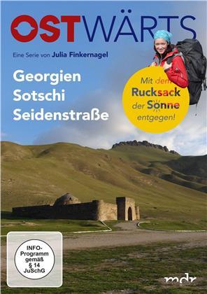Ostwärts - Goergien / Sotschi / Seidenstrasse (2 DVDs)