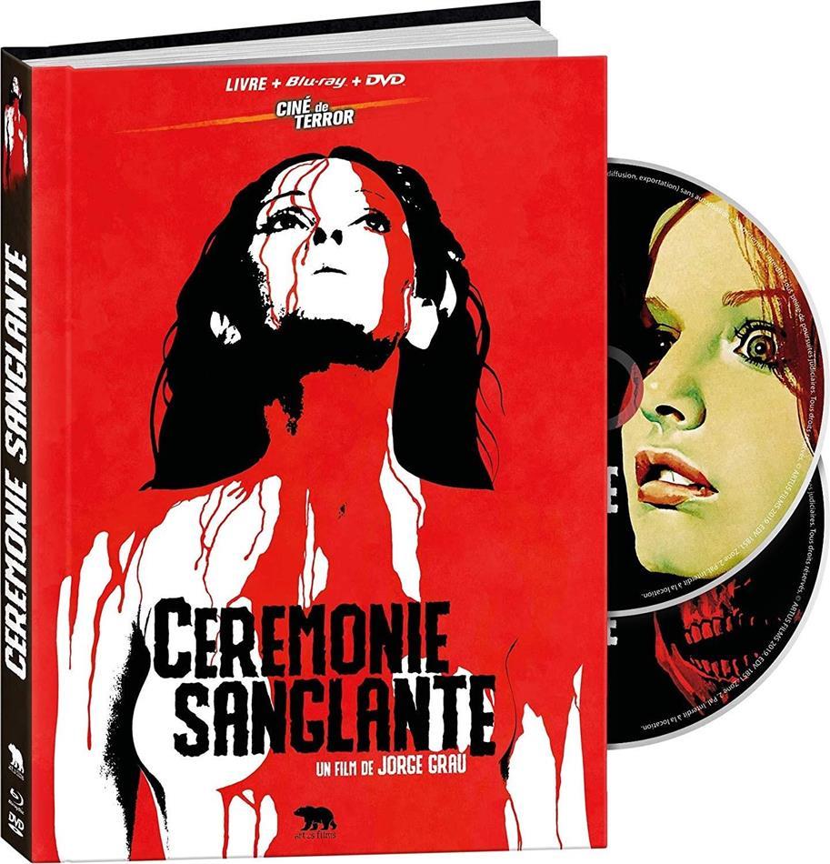 Cérémonie sanglante (1973) (Mediabook, Blu-ray + DVD)