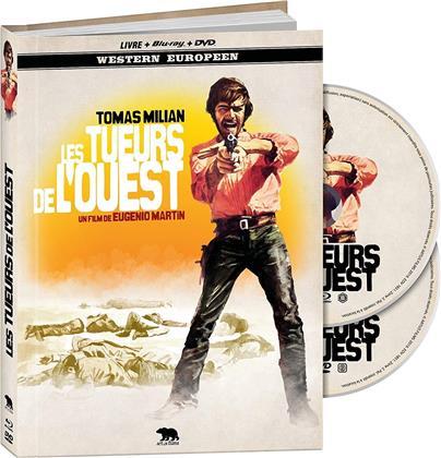 Les tueurs de l'ouest (1966) (Western Europeen, Mediabook, Blu-ray + DVD)