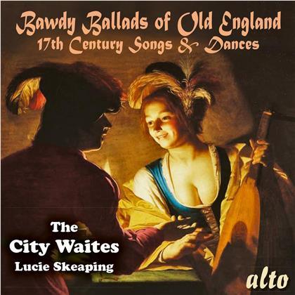 Traditional - Bawdy Ballads of Old England - 17th Century Songs