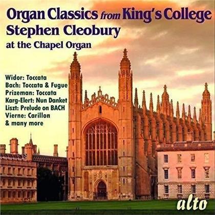 Organ Classics Aus Der King's College Chapel