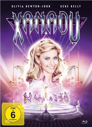Xanadu (1980) (Mediabook, Blu-ray + DVD)