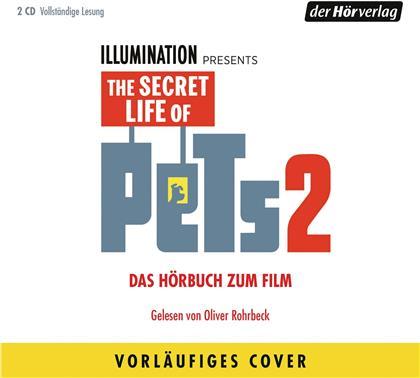 Oliver Rohrbeck - Pets 2 - Das Hörbuch Zum Film (2 CDs)