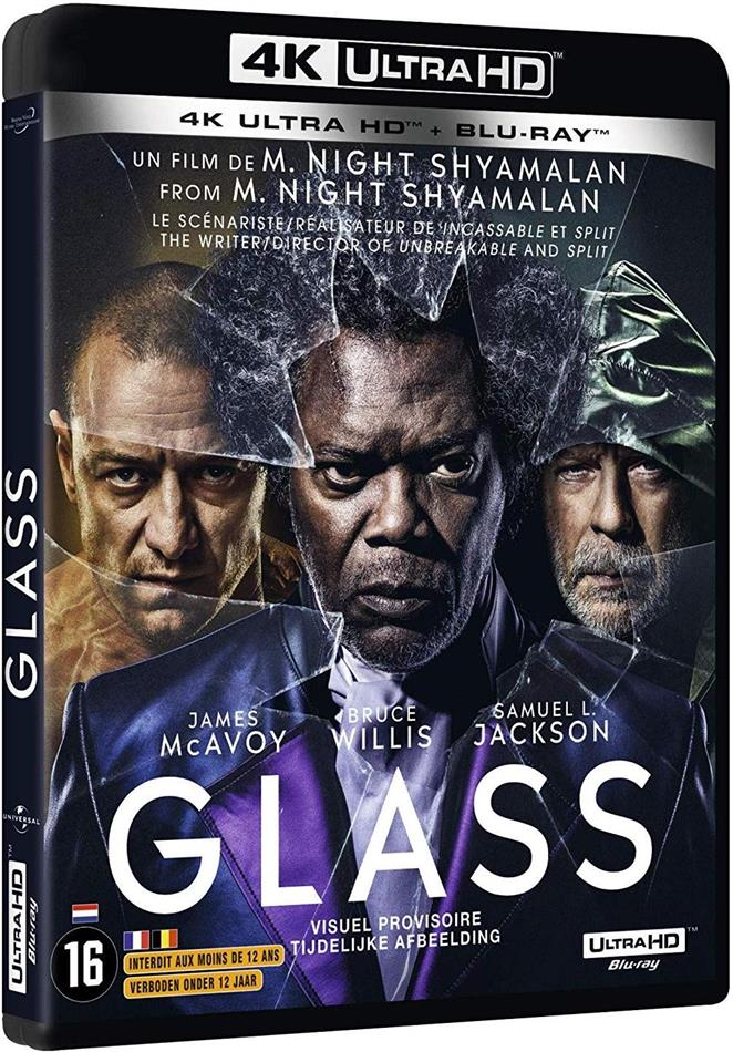 Glass (2019) (4K Ultra HD + Blu-ray)
