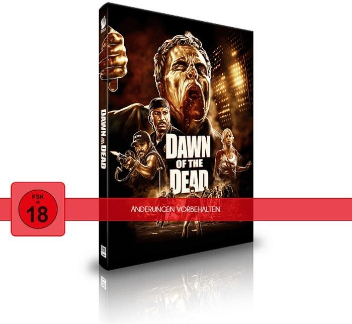Dawn of the Dead (2004) (Cover A, Director's Cut, Kinoversion, Limited Edition, Mediabook, 2 Blu-rays)