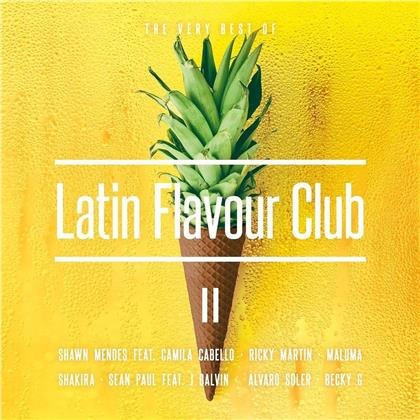 Latin Flavour Club - Very Best Of Vol. 2 (2 CDs)