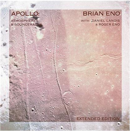 Brian Eno - Apollo: Atmospheres & Soundtracks (2019 Reissue, Extended Edition, 2 CDs)