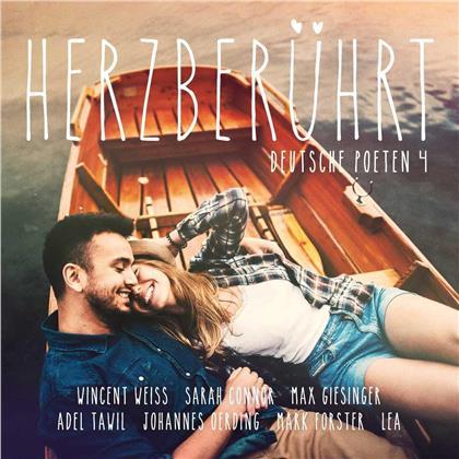 Herzberührt - Deutsche Poeten Vol. 4 (2 CDs)