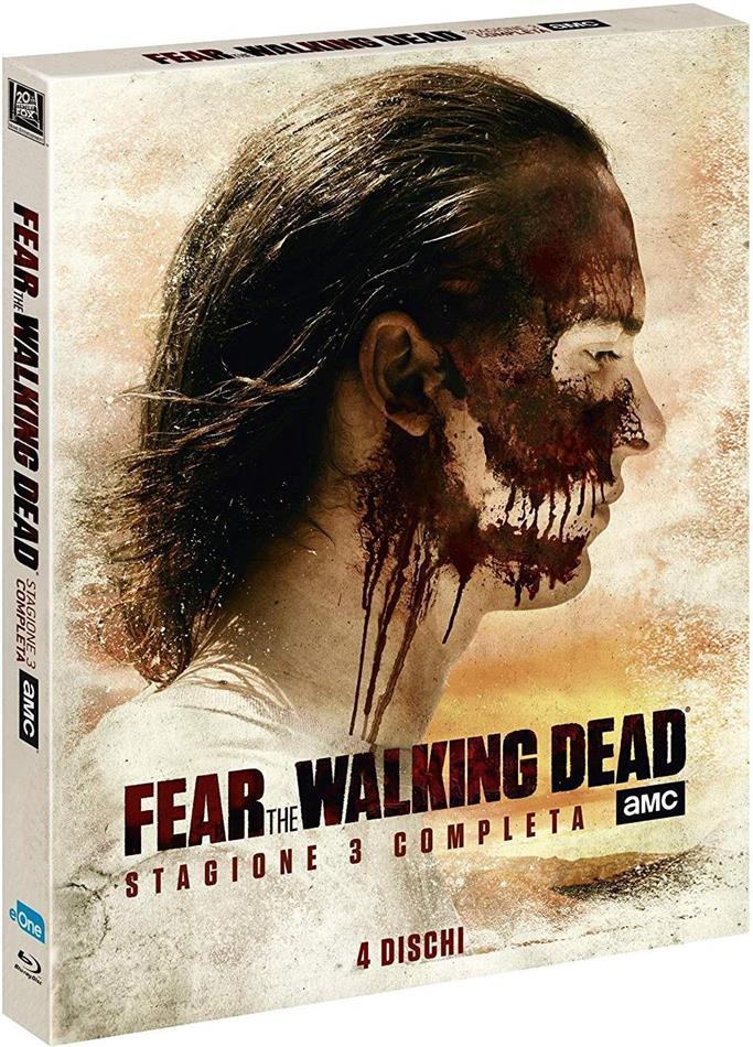 Fear the Walking Dead - Stagione 3 (4 Blu-ray)