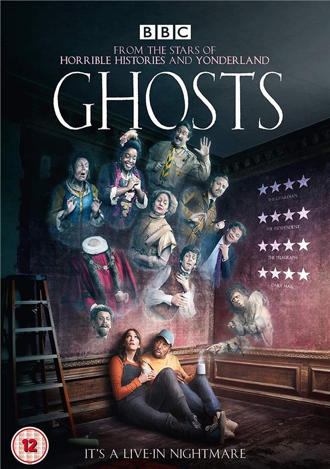 Ghosts - Series 1 (BBC)