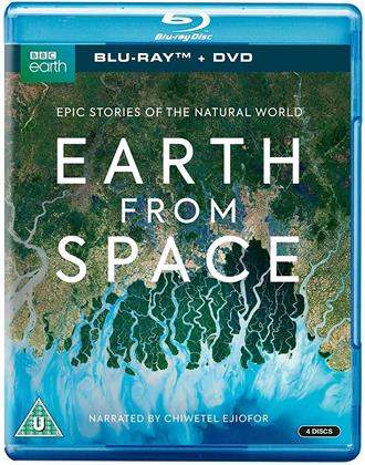 Earth From Space (2019) (BBC Earth, Blu-ray + DVD)