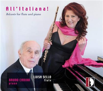 Luisa Sello & Bruno Canino - All'italiana