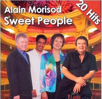 Alain Morisod - Alain Morisod Sweet People 20 Hits