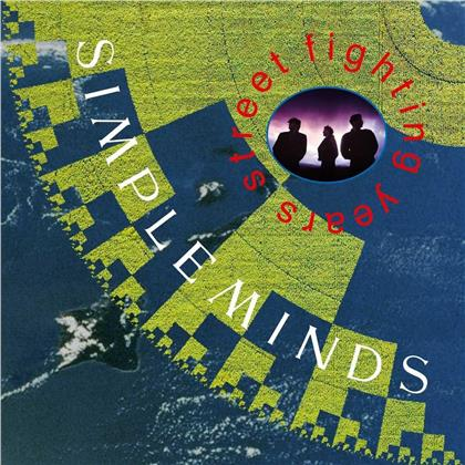 Simple Minds - Street Fighting Years (2020 Reissue, Boxset, 4 CDs)