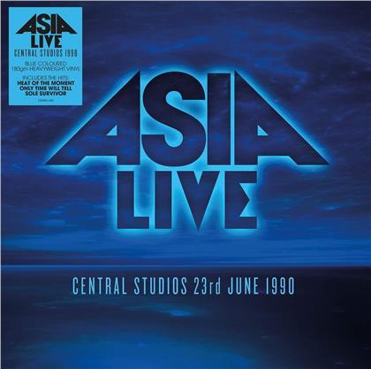 Asia - Live (2019 Reissue, Demon Records, LP)