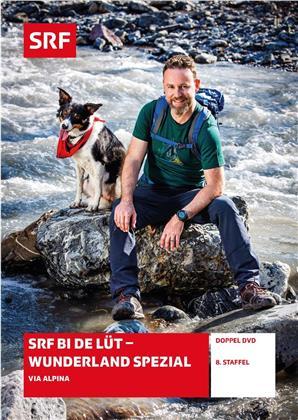 SRF bi de Lüt - Wunderland Spezial - Staffel 8 - Via Alpina (2 DVDs)