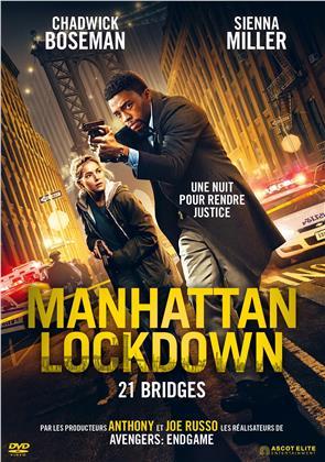 Manhattan Lockdown - 21 Bridges (2019)