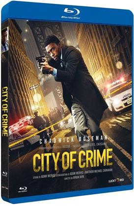 City of Crime (2019)