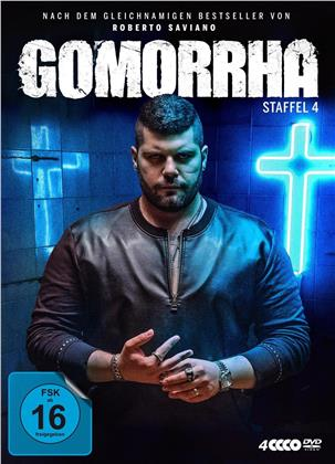 Gomorrha - Staffel 4 (4 DVDs)