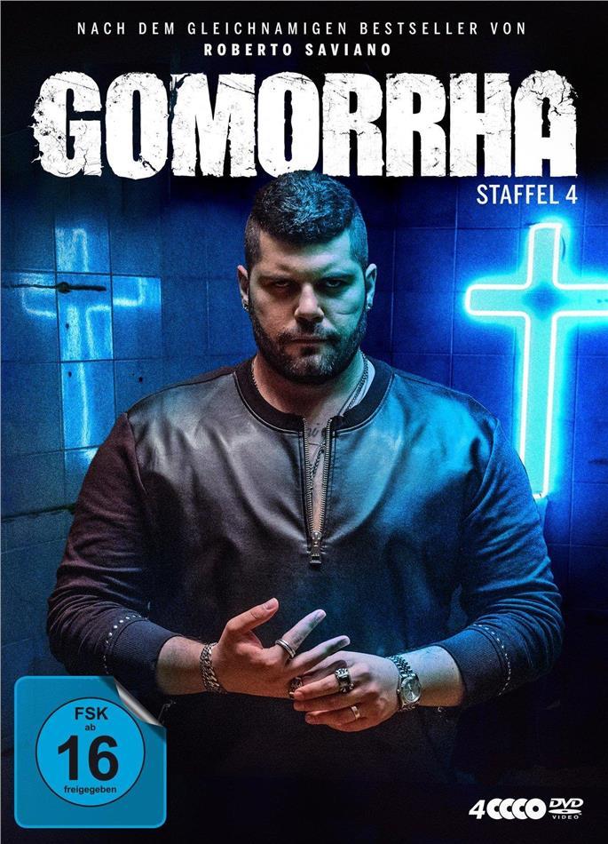 Gomorrha - Staffel 4 (4 DVDs)