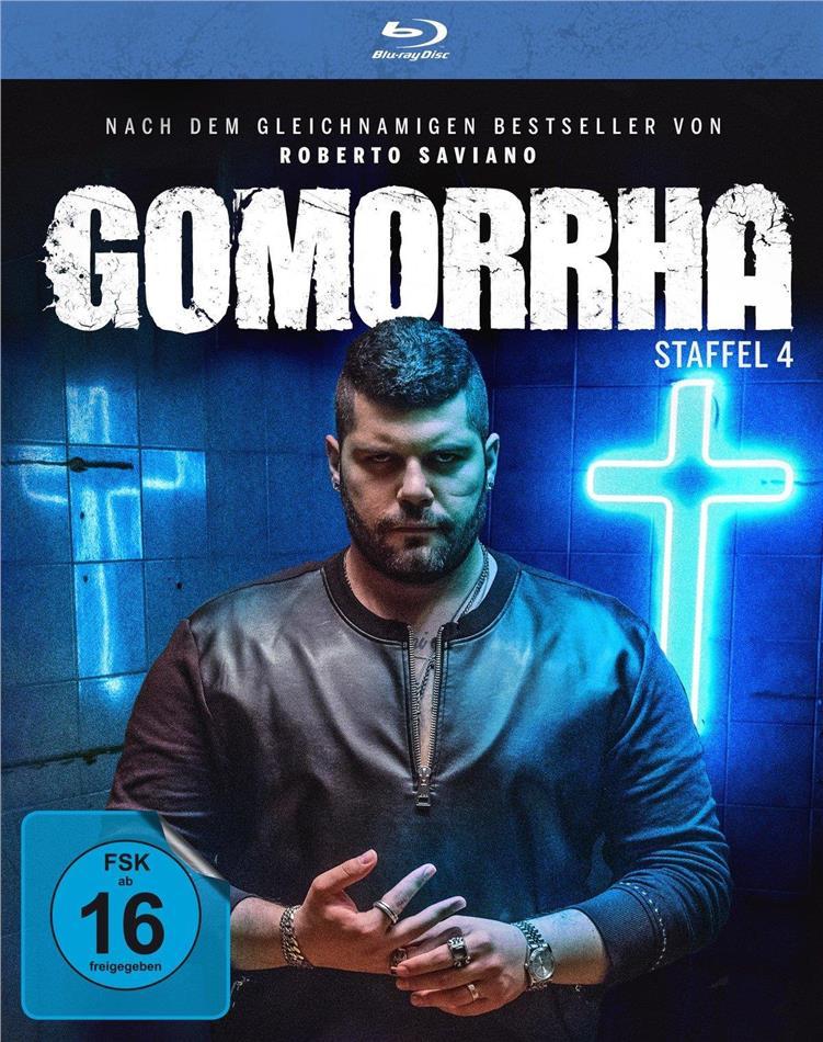 Gomorrha - Staffel 4 (3 Blu-rays)