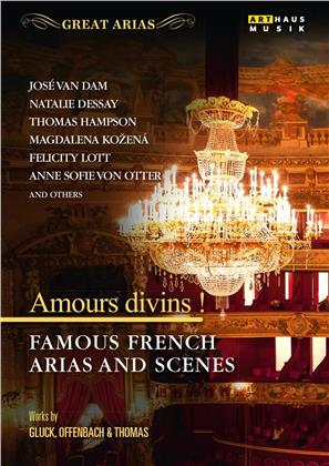 Amours divins! Famous French Arias and Scenes