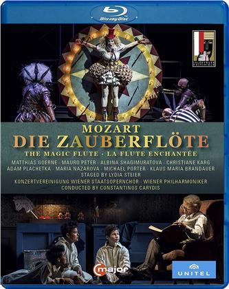 Konzertvereinigung der Wiener Staatsopernchor, Constantinos Carydis, … - Mozart - Die Zauberflote (Unitel Classica)