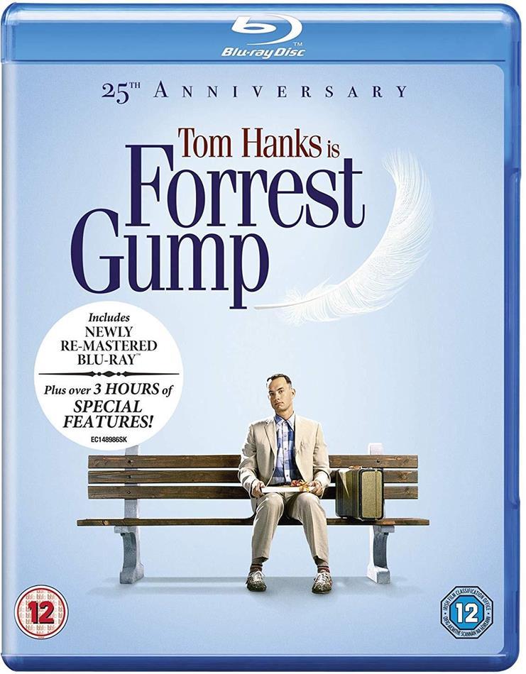 Forrest Gump 1994 25th Anniversary Edition 2 Blu Rays Cede Com