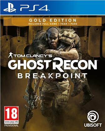 Tom Clancy's Ghost Recon: Breakpoint (Gold Édition)