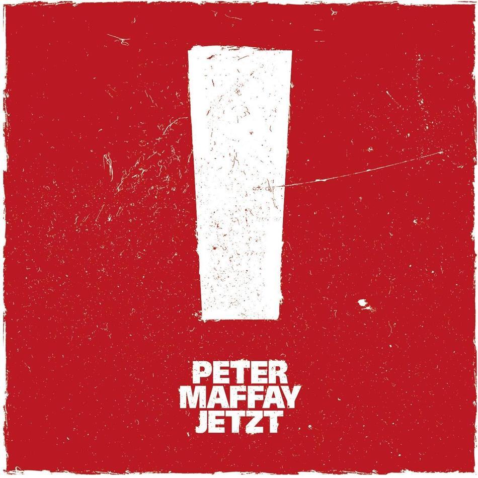 Peter Maffay - Jetzt! (Limited Fanbox, 4 CDs)