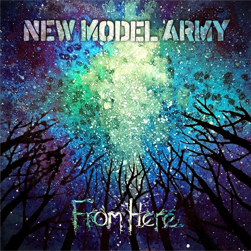 New Model Army - From Here (2 LPs)