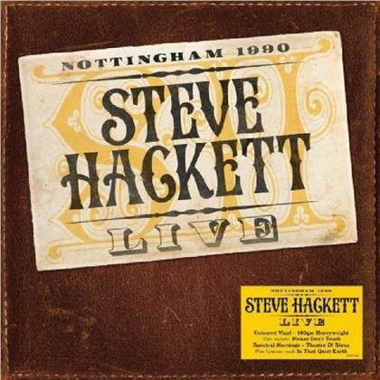 Steve Hackett - Live (LP)